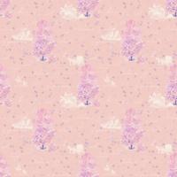 リラの花咲く家 ピーチ