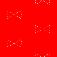 リボン(赤)